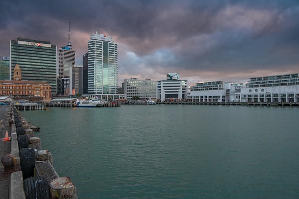 Auckland (27.12.2016 - 28.12.2016)