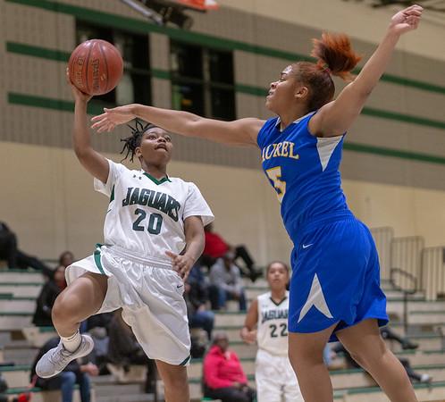 HS Girls Basketball: Laurel vs. Flowers