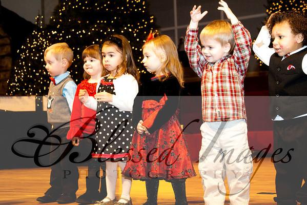 Dayspring Christian Academy's Christmas Concert 2012