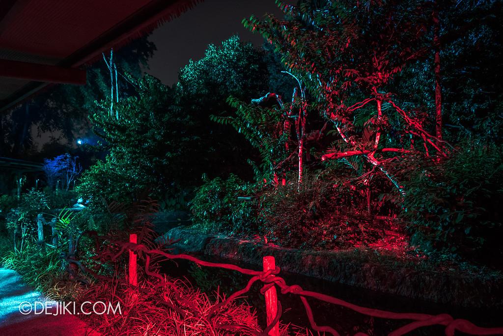 Singapore Zoo Rainforest Lumina - Water zone