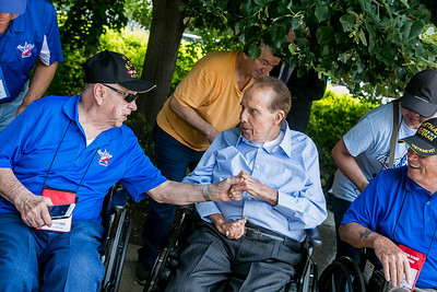 Honor Flight Houston - WWII