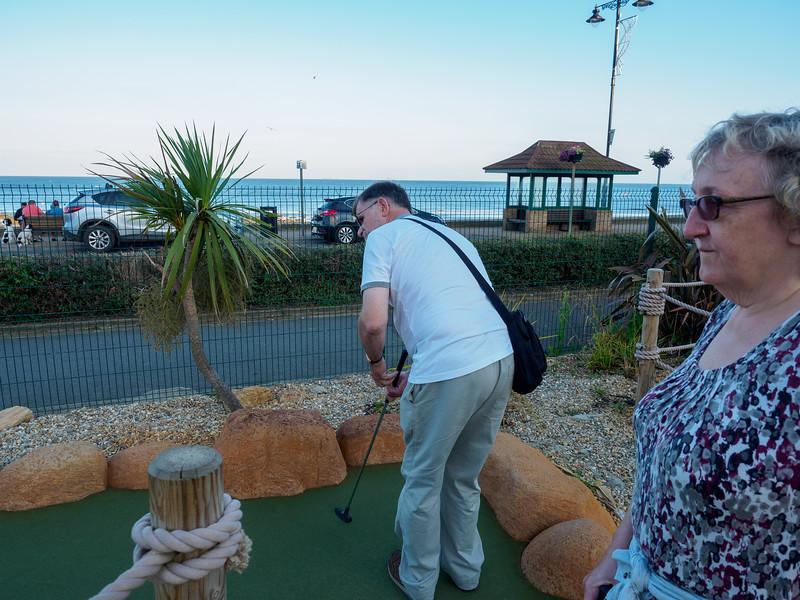 Pirates Cove & Jurassic Bay Adventure Golf