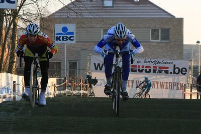 Azencross 2008 - Nieuwelingen