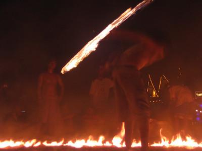 Full Moon Party, Ko Pha-Ngan, Thailand, November 2005