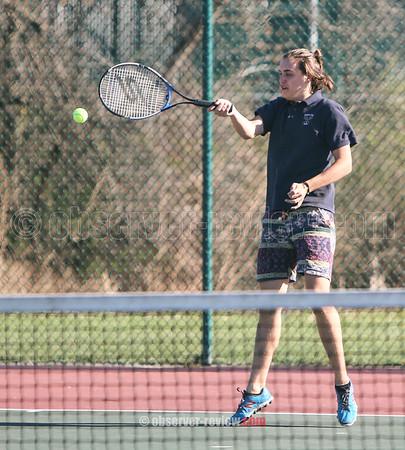 Watkins Glen Tennis 4-20-16