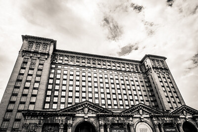 2018-06-23 - Michigan Central Station