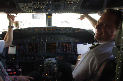 Playing Airline for a day (December 2011)