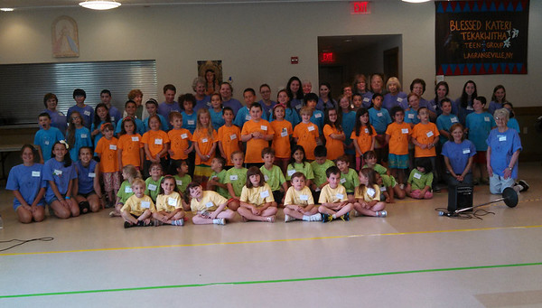 Kateri Kids Vacation Bible School