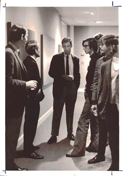 Deveney, Jim 1968 - 1971
