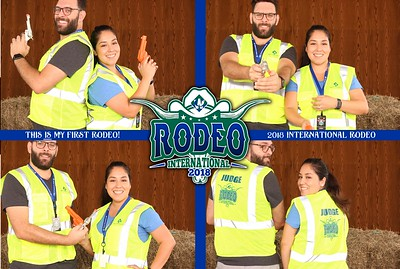 Waste Connections Rodeo - Montgomery Fair Grounds - 9.26.2018