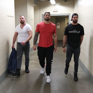 The Shield - Candids by Eric Johnson