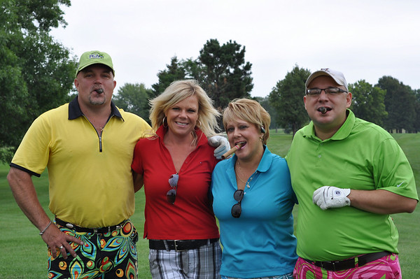 2010 Golf Tournament - Group photos