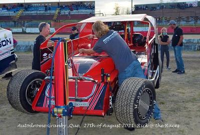 Autodrome Granby - 8/27/21 - Rick Young