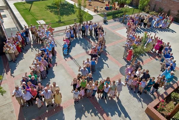 225th Anniversary Photo for Church in Stavenhagen, Germany