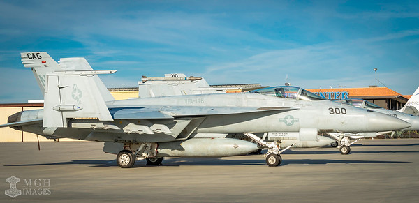 F-18's at Meadows Field