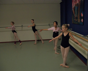 Klassiek ballet 10-12 jr