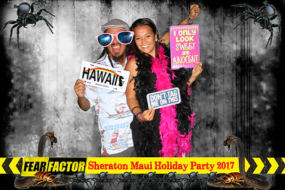 2017 Sheraton Maui Holiday Party