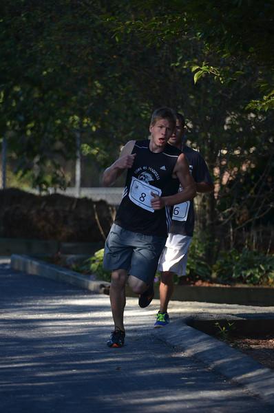 Shawsheen Tech Alumni & Friends Cross Country 5K Race 9/28/13