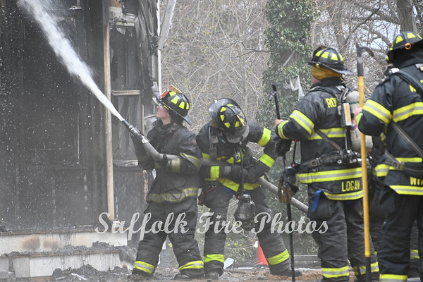 Rocky Point Working Fire Triton Rd  4/10/2021