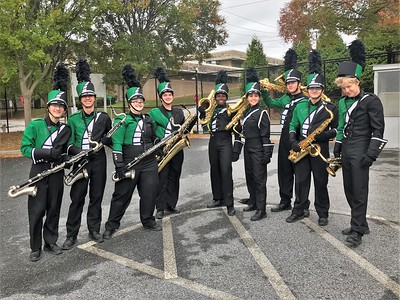 2019-10-26 GSU Marching Band Competition