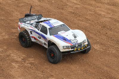 1/5th Scale HPI and Losi Trucks & Buggies