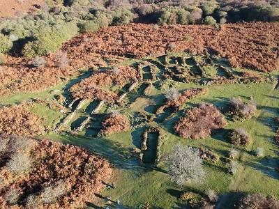 Hound Tor Deserted Medieval Village