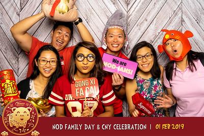 NOD Family Day & CNY Celebration