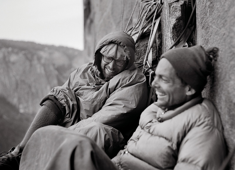 RR & Tom Frost on NA Wall Bivy - El Capitan 1964 (Glen Denny #19 Full Usage 2016).jpg