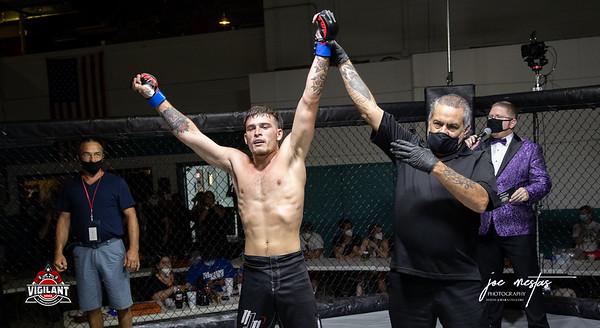 Jesse Romano vs Mauricio Loyo