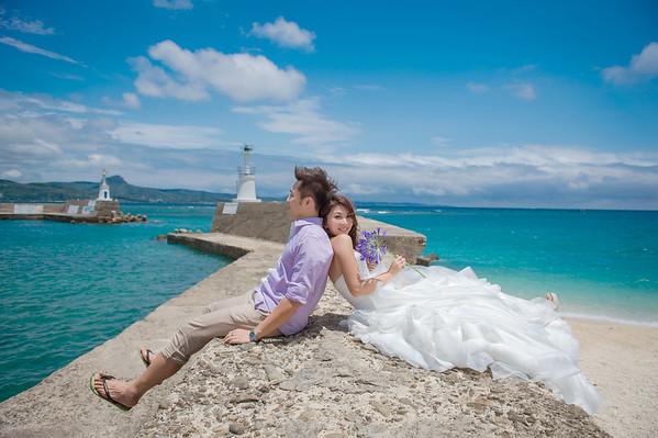 HOWARD+MICHELLE PRE-WEDDING