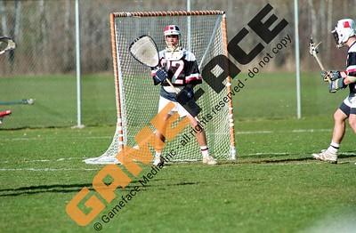 1990-1991 Men's Lacrosse
