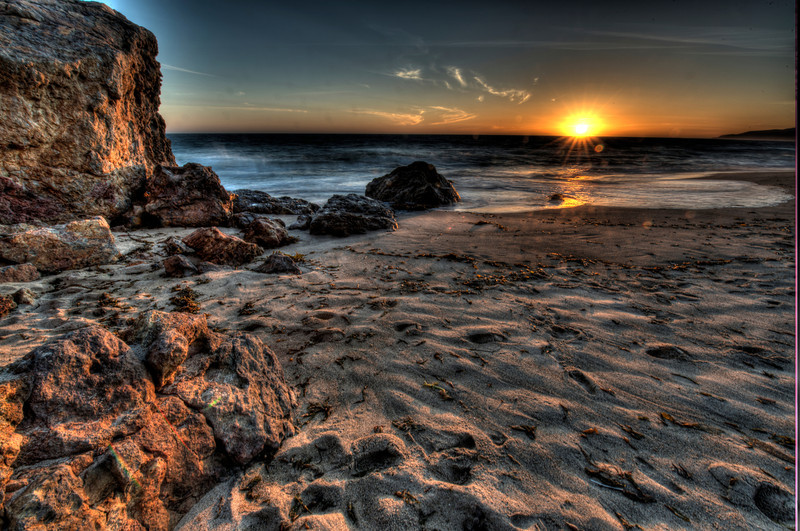 nikon d800 hdr nikon dume point dume sunset waves moon rise 211_2_3_4_5_6_7_tonemapped.jpg