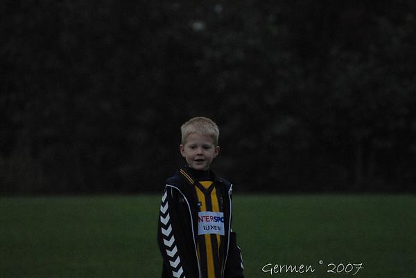 Joure SC F2 - Frisia F3 (2-2)