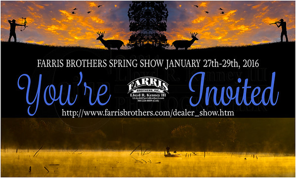 Farris Brothers, Inc. - 2016 Spring Dealer Show