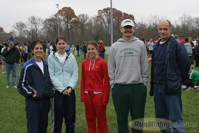 Women's 6K Race - 2004 NCAA Division II National Cross Country Championship