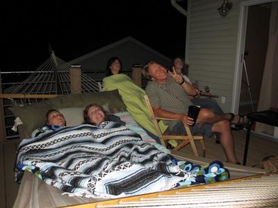 2012 Perseid Meteor Watching