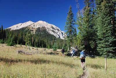 Alp Lake Basin Backpack Aug08