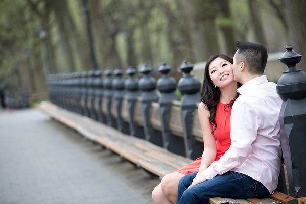Engagement Retouched
