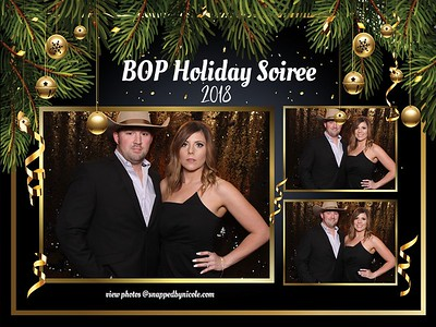 BOP Holiday Soiree 12.8.18