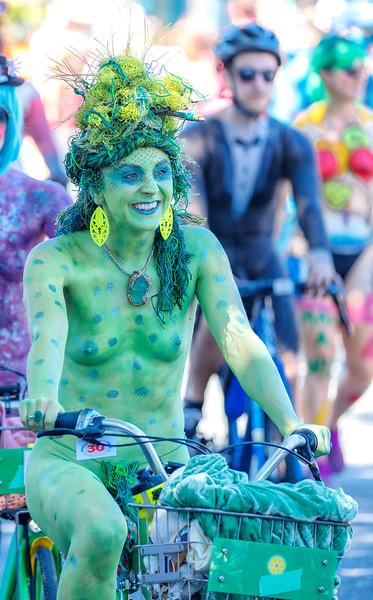 Prolonged Exposure To Green Bikes