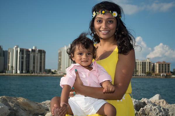 Patel Family Portrait Proofs
