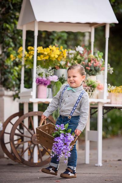 Flower Cart March 2021 - Giradot