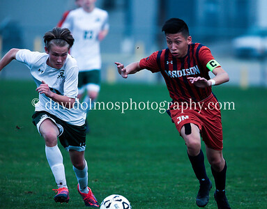 Varsity Boys Soccer vs Reagan 020519