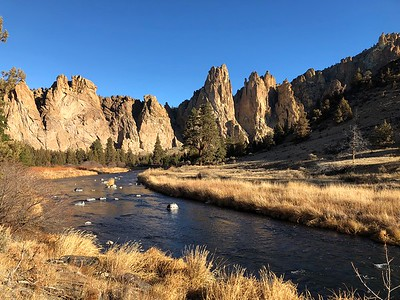Smith Rock Summit Trail Loop (11.25.18)