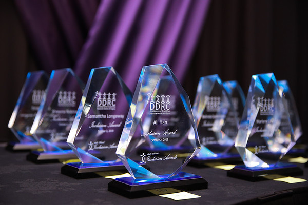 2019 DDRC Inclusion Awards