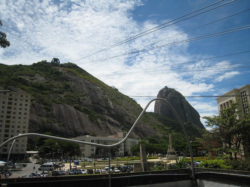 Sugarloaf Mountain Tram, Rio de Janeiro, Brazil