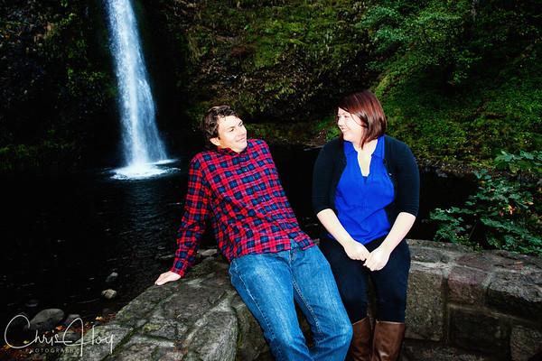 Cassie & Kevin Engagement