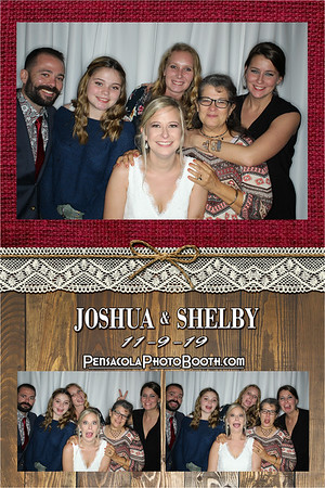 Shelby & Josh Foley's Wedding Reception 11-9-2019