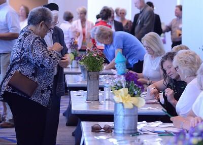 Faith in Bloom luncheon