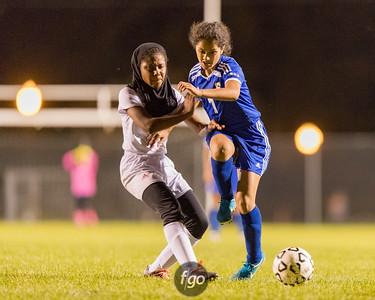 9-7-17 Minneapolis Edison v Minneapolis Patrick Henry Girls Soccer